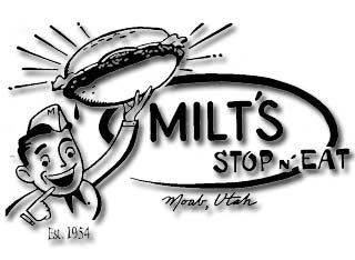Milt's Stop & Eat Logo